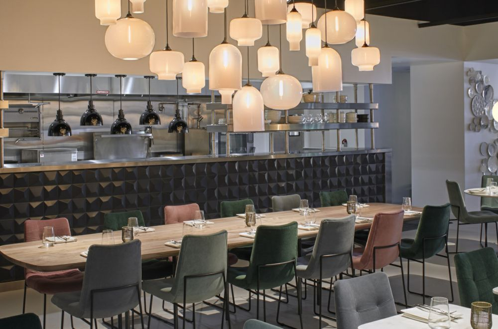 Crate & Barrel Launches First In-Store Restaurant